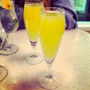 Mimosas @ Capriccio Cafe - Stamford, CT