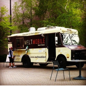 Melt Mobile in Veteran's Park - Stamford, CT