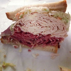 The Eastchester: Turkey, Pastrami, Cole Slaw & Russian dressing - Stamford, CT